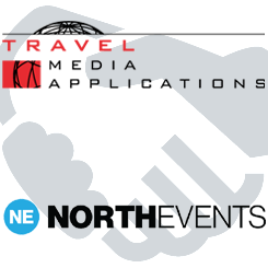 Travel Media Applications partners with North Events