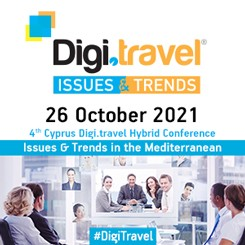 4th Cyprus Digi.travel Hybrid Conference – Issues & Trends in the Mediterranean